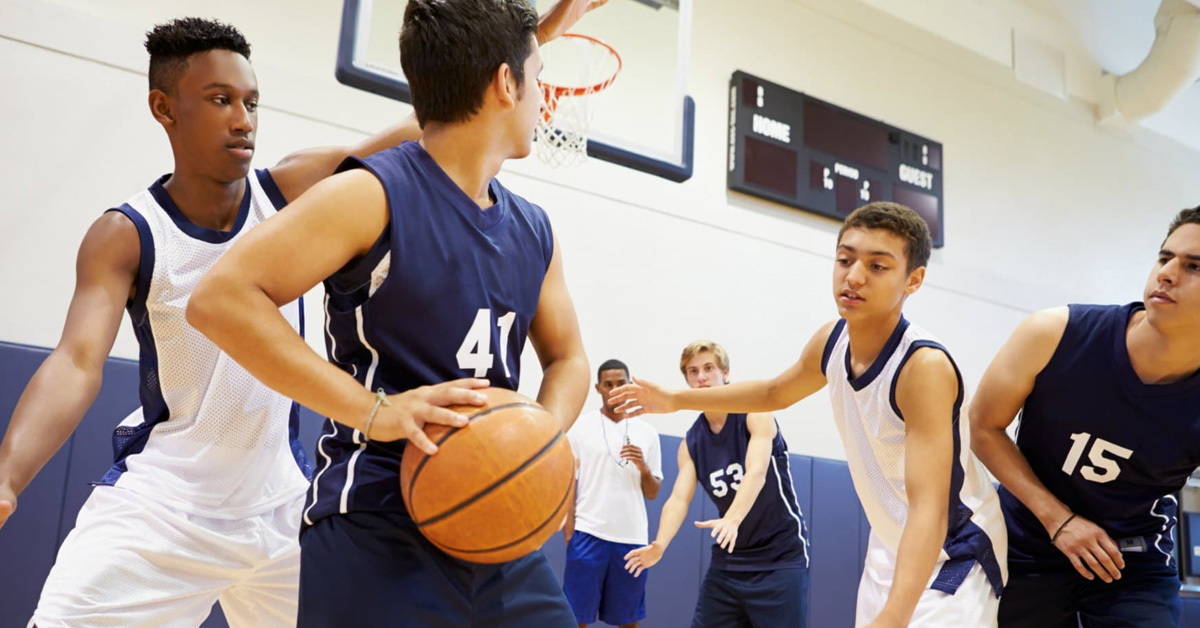 does participating in sports keep teens Why playing sports keeps high school teens out of trouble there are a lot of benefits that a teen may experience from playing sports when teens participate in sports , it is a fact that their chances of being involved in trouble are minimized.