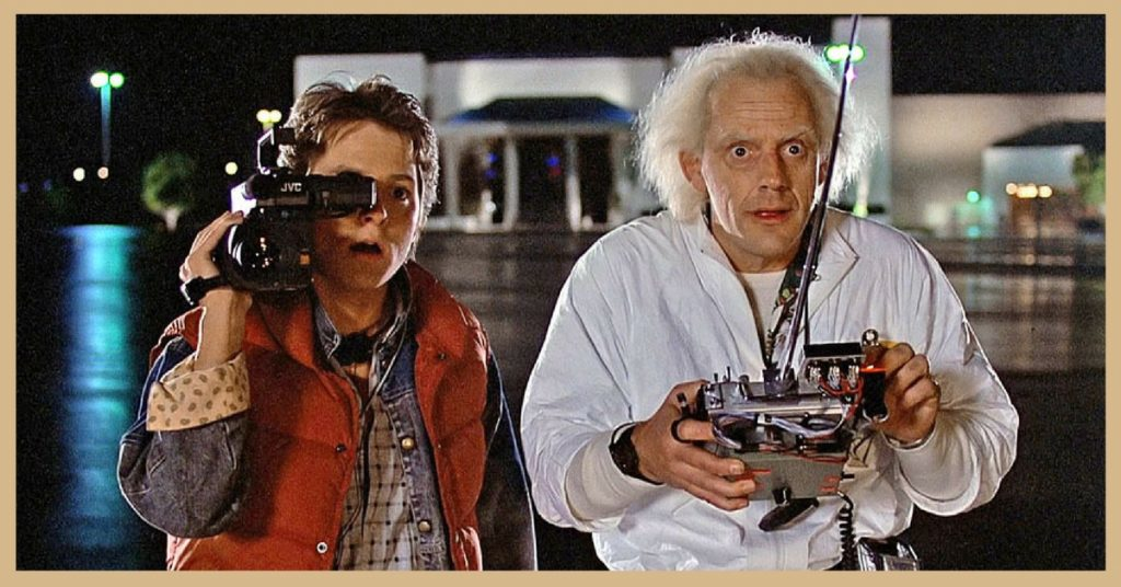 back to the future films