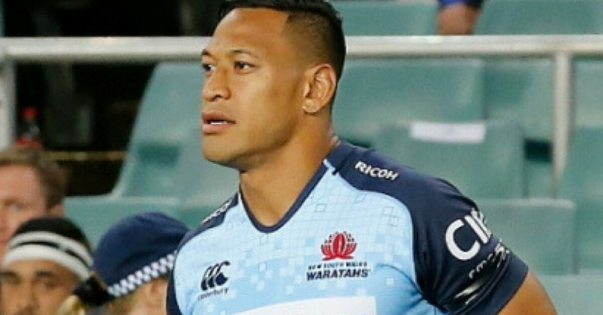 I offered to quit Wallabies over controversial comments: Israel Folau.
