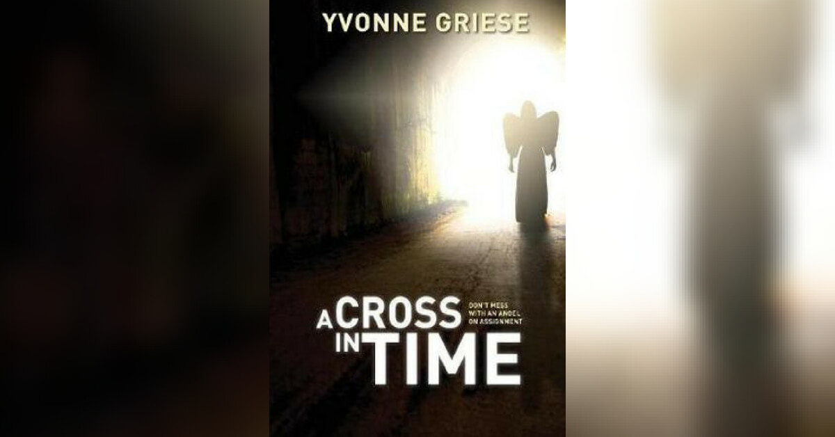 a cross in time