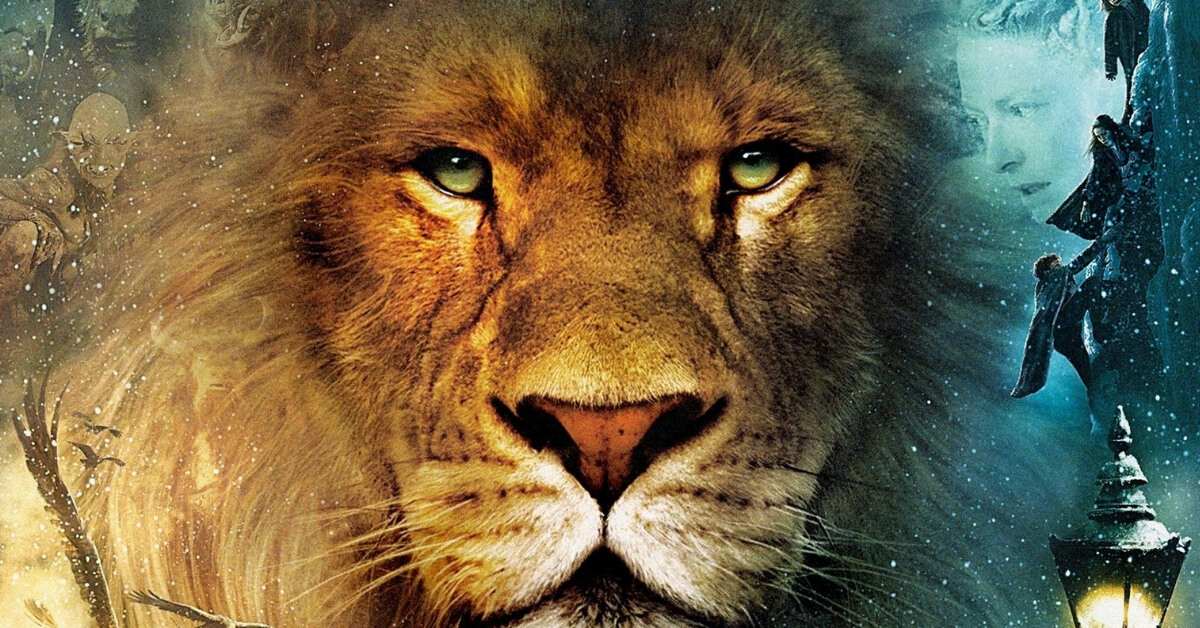 aslan chronicles of Narnia