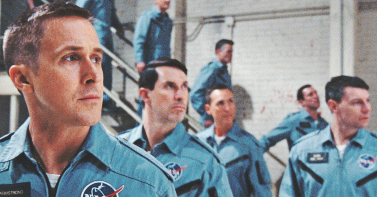 First Man Movie Review Ryan Gosling Is Neil Armstrong 1079 Life