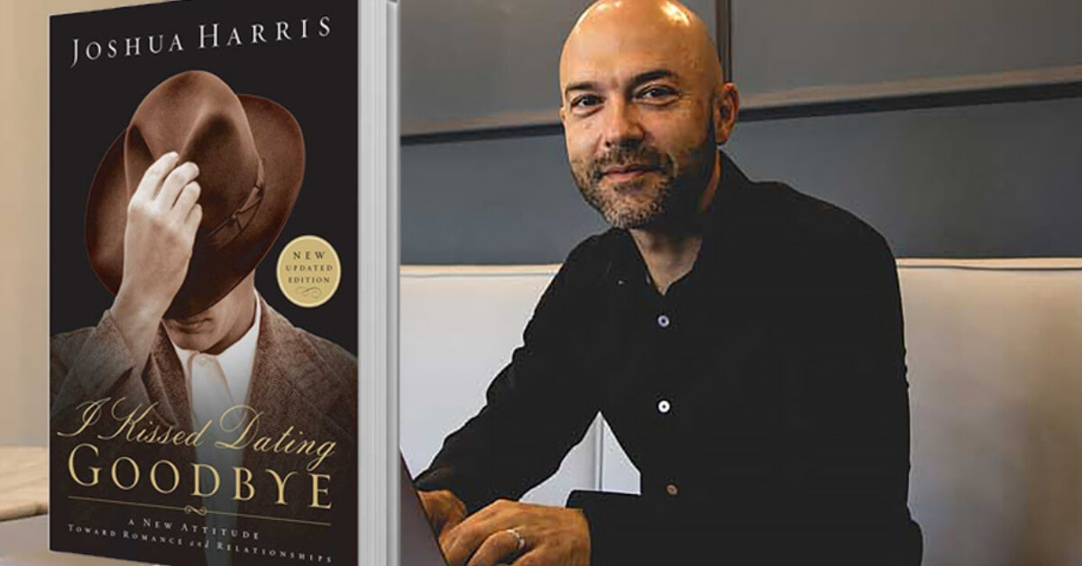 Joshua Harris, author of I Kissed Dating Goodbye
