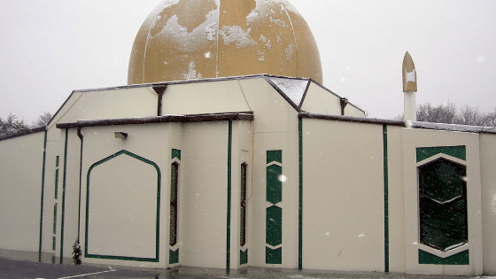 Al Noor Mosque, Christchurch