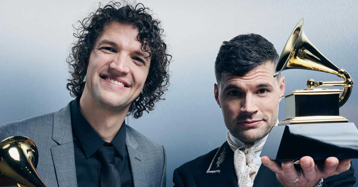 For King & Country award