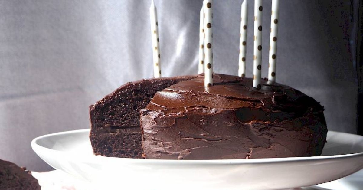 susan joy's nut free chocolate birthday cake