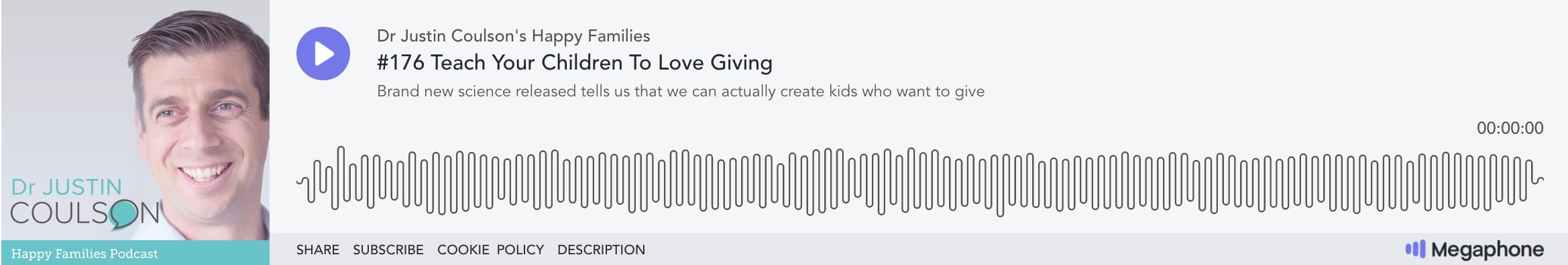 episode 176 - teach your children to love giving