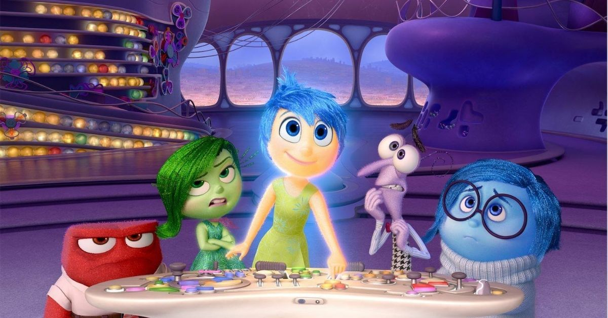 characters from inside out movie